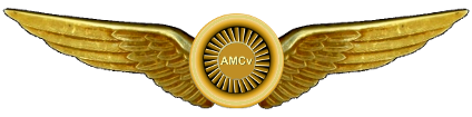 Awarded to AFv  Pilots for 1,500 hours